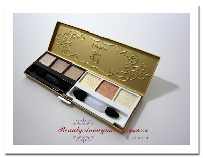 Lavshuca Eye Makeup: Summer Gradually Compact