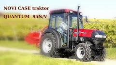 NOVI  CASE traktorji