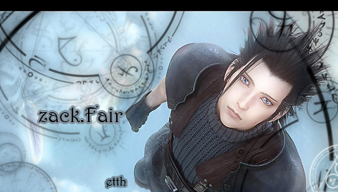 ..::**Zack Fair Fantasy**::..