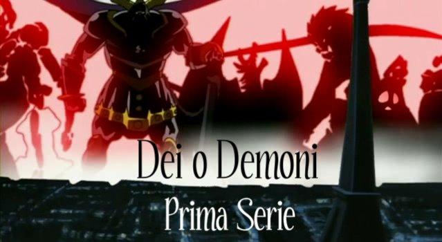 Dei o Demoni