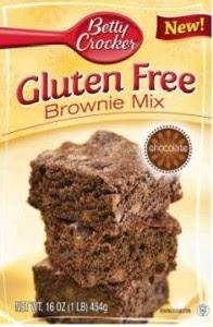 Betty Crocker Gluten Free Chocolate Cake Nutrition