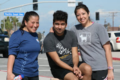 half marathoners