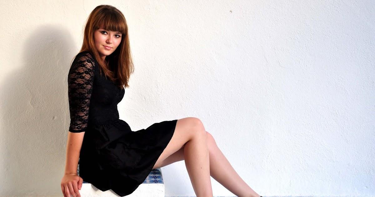Outfit #5 : Little Black Dress   SLOVENIA FASHION