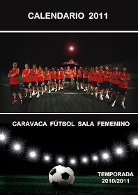 CALENDARIO CARAVACA F.S.F.