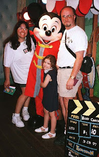 Disneyland, Spring Break 1997