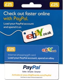 the uk 39 s gift card and evoucher superstore new ebay paypal internet. Black Bedroom Furniture Sets. Home Design Ideas