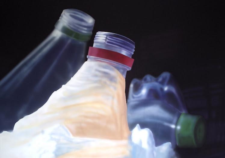 as garrafa one