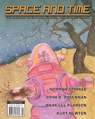 """The Beetle Eater's Dream"" in Space &Time #106"