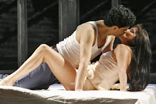 Anna and Rolando in Manon at the state opera Berlin in April/May 2007