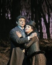 Anna and Rolando in Lucia di Lammermoor at the Met on 26th January 2009