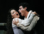 Anna and Rolando in Rigoletto at the Met in 2005