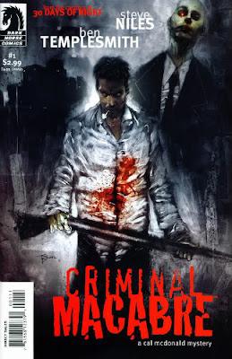 Criminal Macabre_Steve Niles