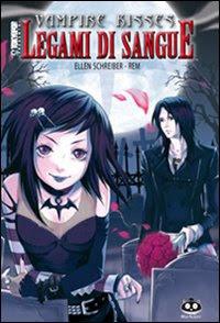 Vampire Kisses Ellen Schreiber Renoir fumetti cofanetto
