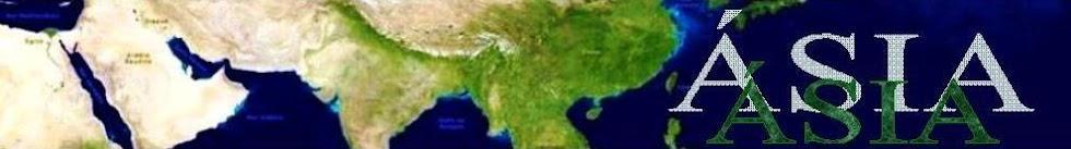 Informações sobre a Ásia seus países povos e costumes