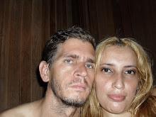 edson santos e sua dignissima esposa