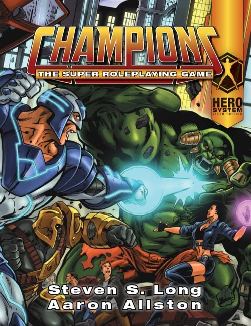 julian perez conquers the universe hero system champions 6th