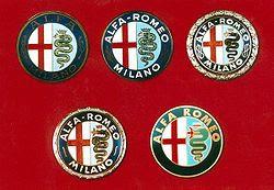 Alfa Romeo Is The Best Car The History Of The Alfa Romeo Badge