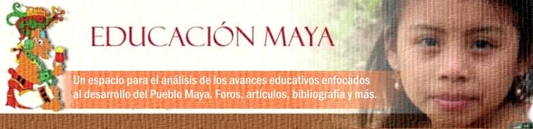 Educación Maya