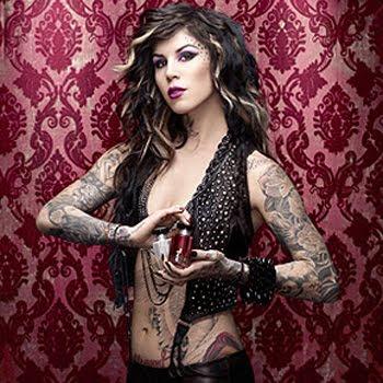 Kat Von D hot