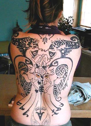 Tattoo Designs For Girls Lower Back. No outlower back Which hands