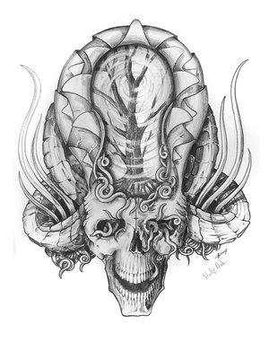 Skull Tattoos 2011
