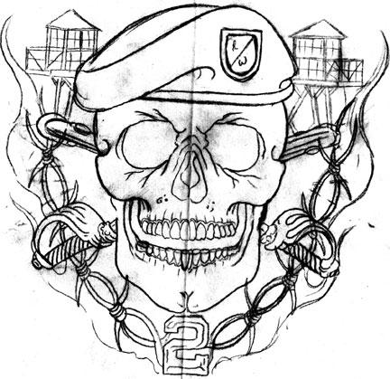 old school tattoos. new school tattoo snake skull