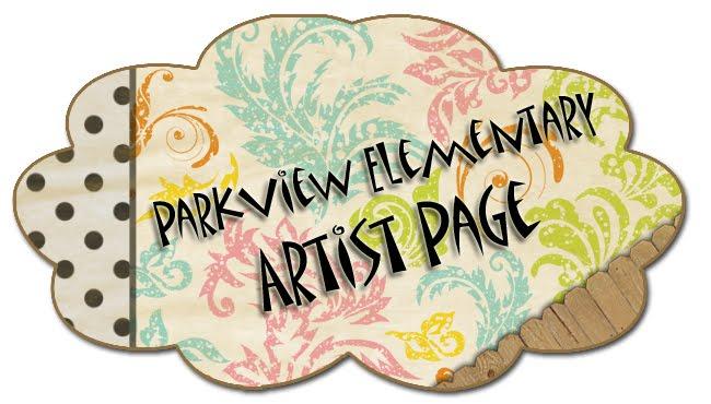 parkview elementary art
