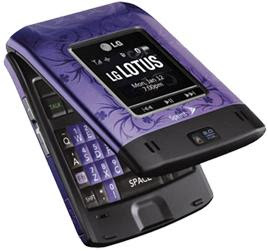 LG Lotus Mobile Phone