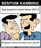 Azam Tahun baru Anda?