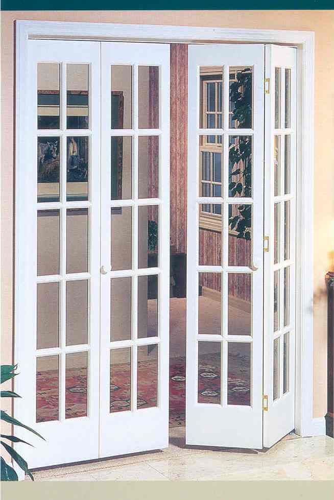 Bifold french doors with glass images for Folding french doors