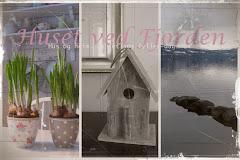 Besøk gjerne Interiørbloggen min