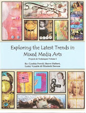 Volume 1 of the Latest Trends in Mixed Media Art Series
