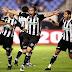 Vitória do Botafogo diminiu distância do pelotão da frente.