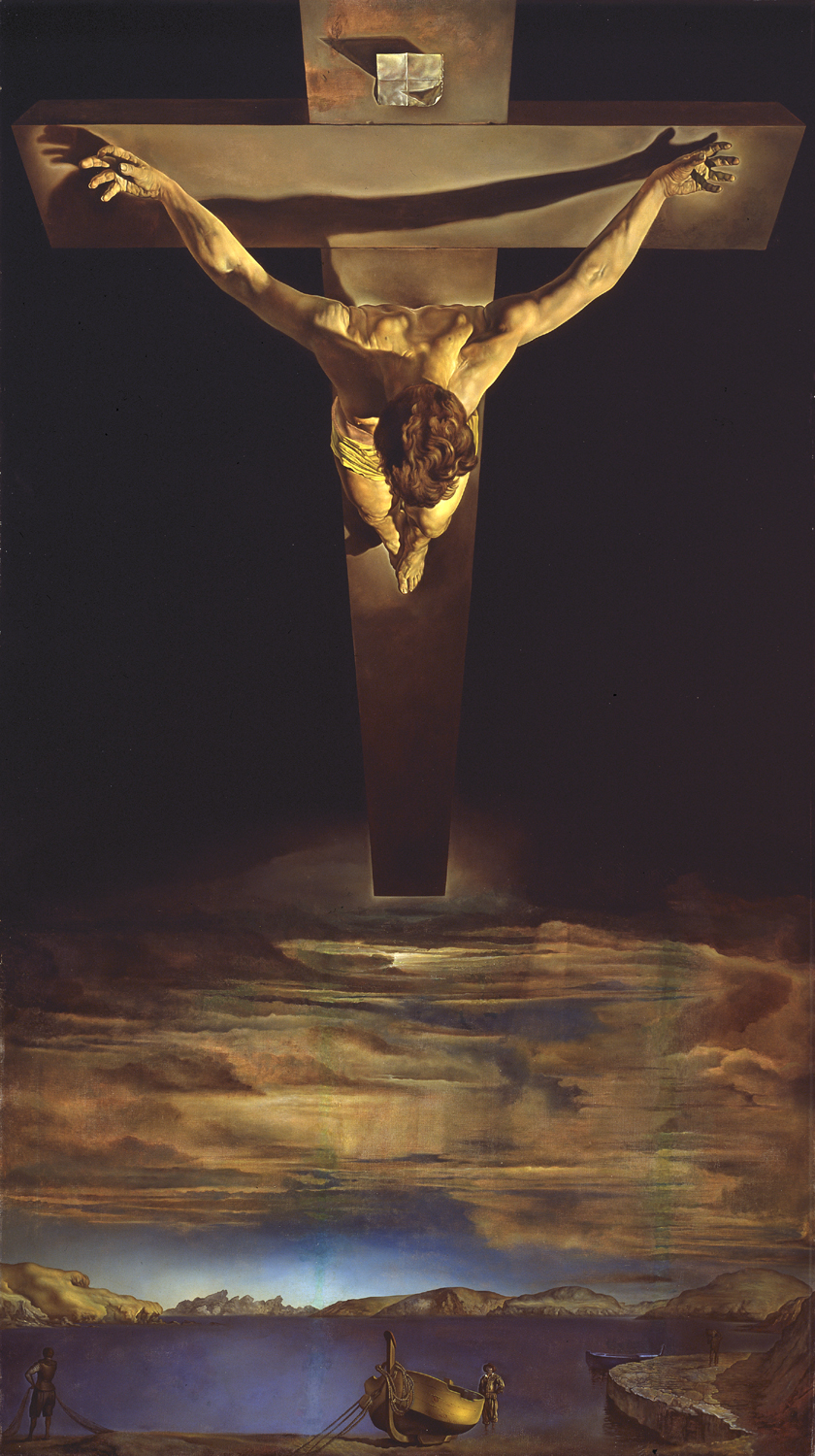 art contrarian in the beginning salvador dali art contrarian