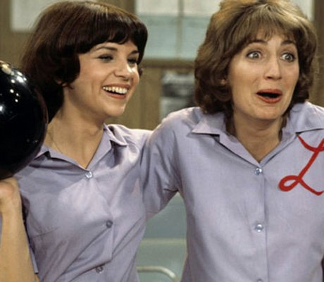 Loved the laverne and shirley tv show i'd live for tuesday