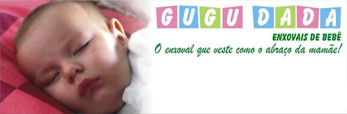 GUGU DADA enxovais de bebê