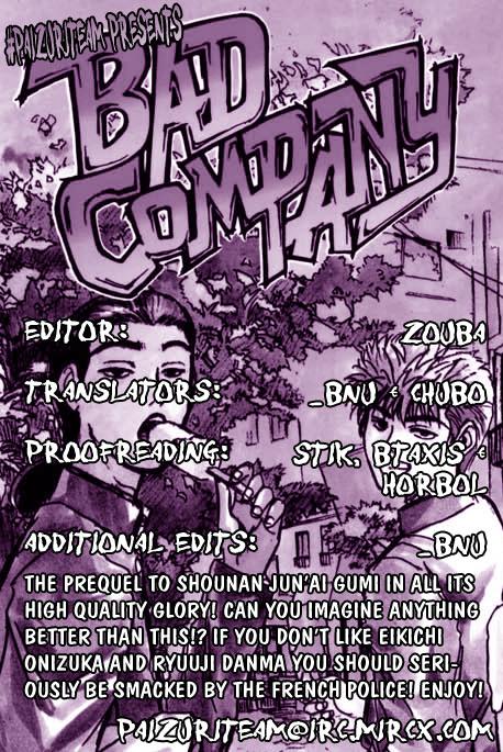 Bad Company chap 10 – Kết thúc Trang 3 - Mangak.info