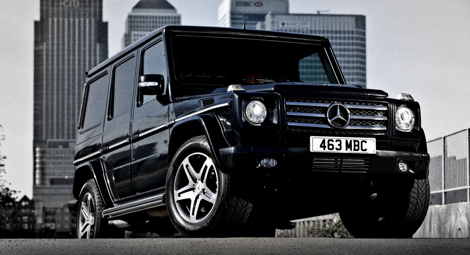 Cartopia car blog cartopia configurator latest news for Mercedes benz g class pictures