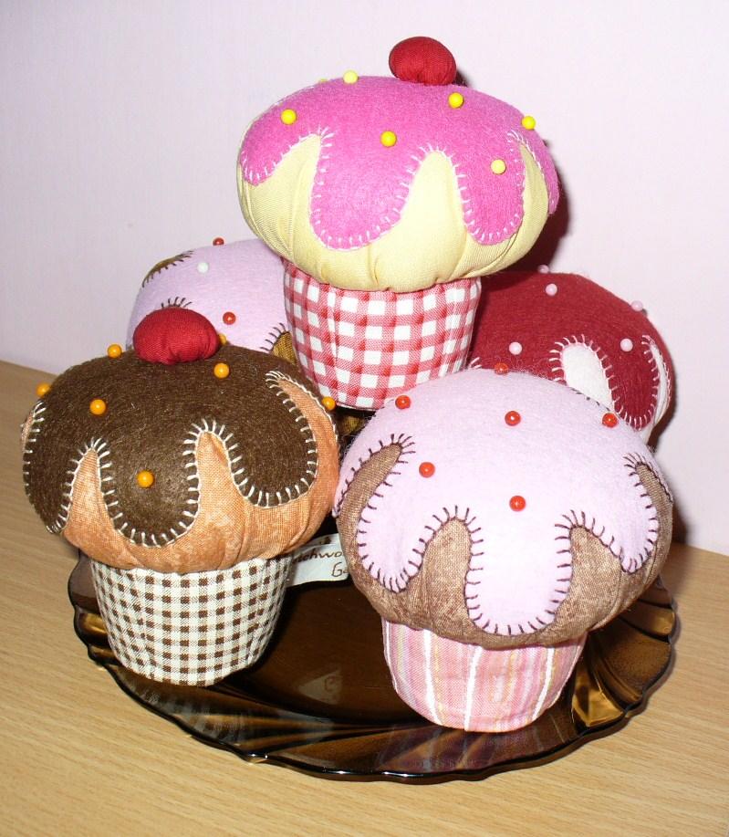 Patchwork And Stitchery Garden Muffins