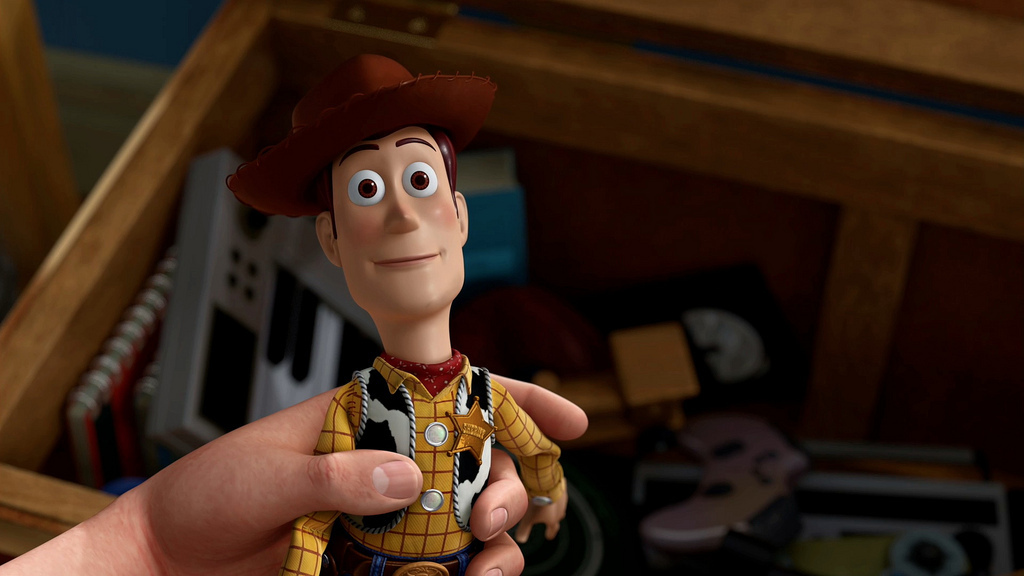 Woody From Toy Story 3
