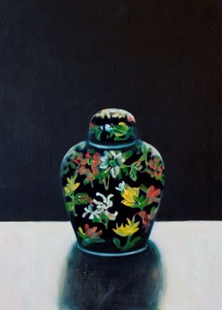 The Chinese Jar