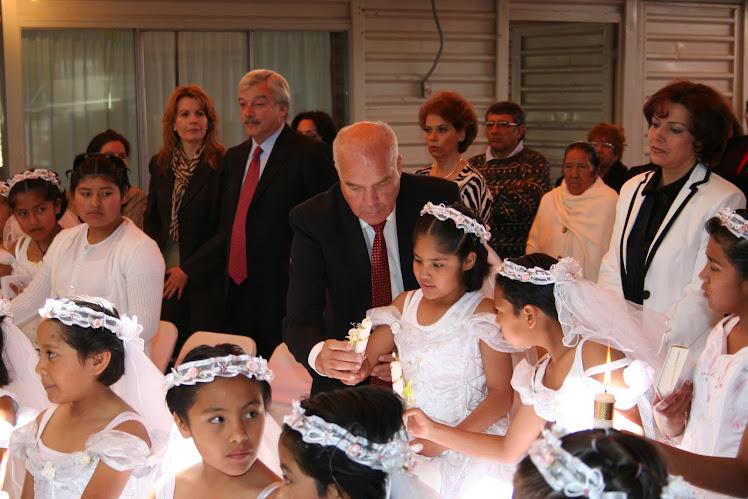 Noticias de la Casa Hogar de las Niñas de Tláhuac