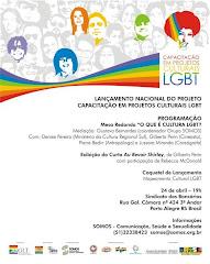 CURSO DE CAPACITAÇÃO PROJETOS LGBTT