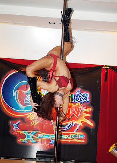Pole Dancer Babe
