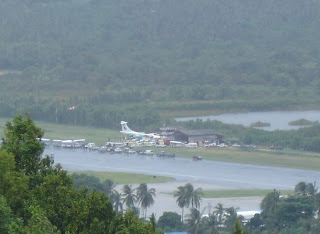 Samui Airport Crash: Bangkok Airways skids off runway