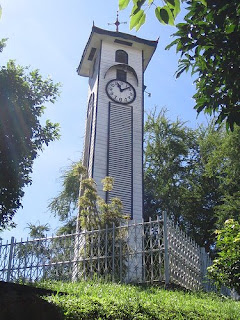 Atkinson Clock Tower KK