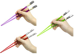 PREORDER: KOTOBUKIYA Lightsaber Chopsticks Wave 2