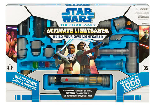 Go Figure Toys And Collectibles Ultimate Lightsaber
