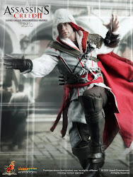 HOT TOYS Assassin's Creed - Ezio