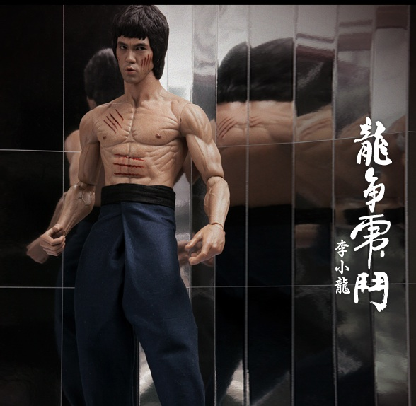 Hot Toys DX04 Enter The Dragon BRUCE LEE Figure 1//6th Scale UNDER SHORTS